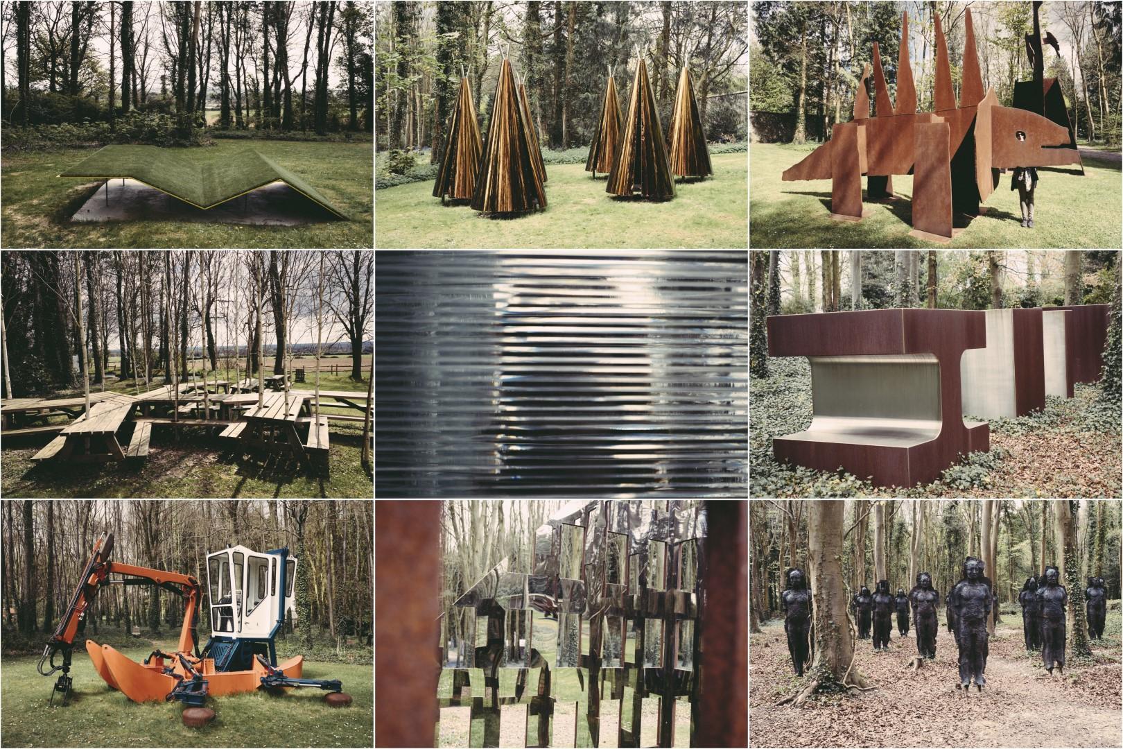 Cass Sculpture Park